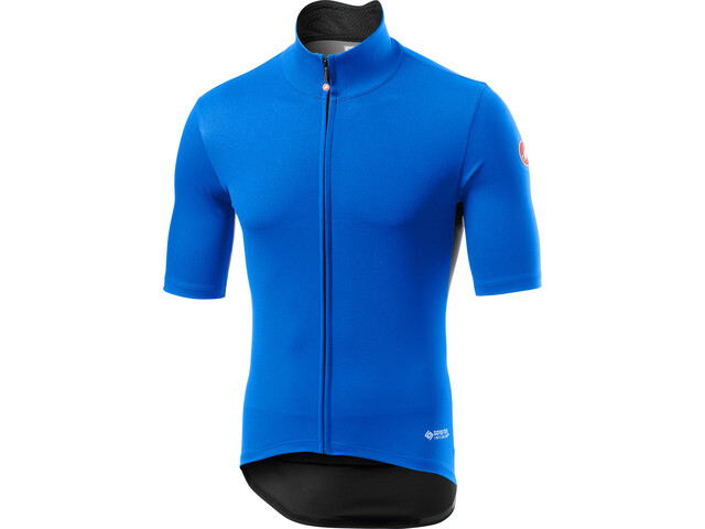 low priced 1e8e0 b6271 Castelli Perfetto Rain Or Shine Leichte Jacke Herren drive blue